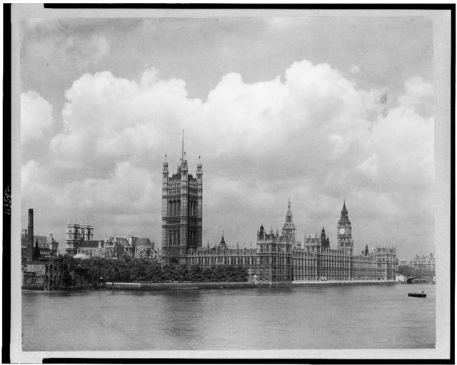 House of Parliament and Westminster Abbey