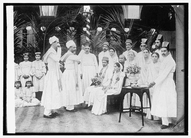 India, A Hindoo [i.e., Hindu] wedding