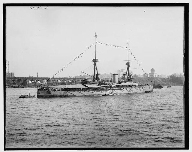 [Inflexible, British cruiser]