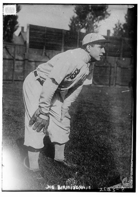 [Joe Birmingham, Cleveland AL (baseball)]