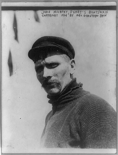 John Murphy, Peary's boatswain