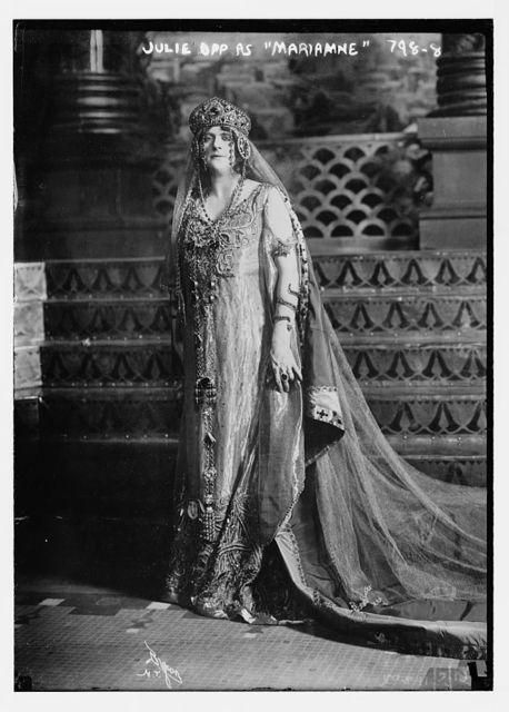 "Julie Opp as ""Marianne"", Byron, N.Y. / Byron"
