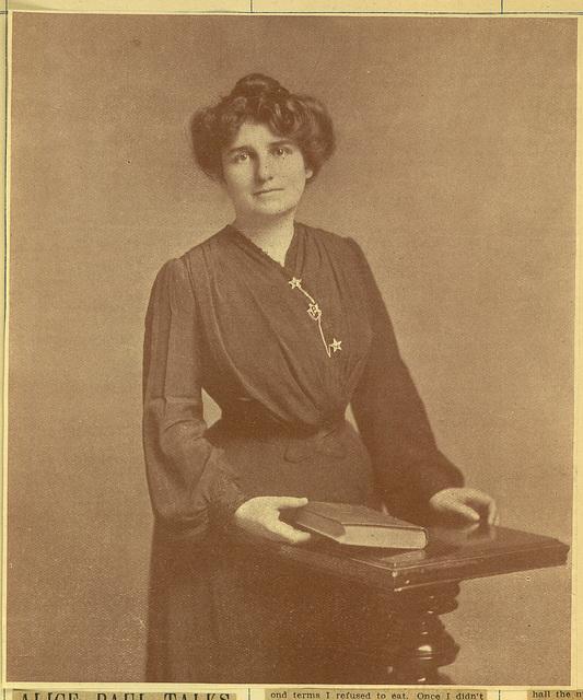 Maud Charlesworth (Mrs. Ballington) Booth, photomechanical print