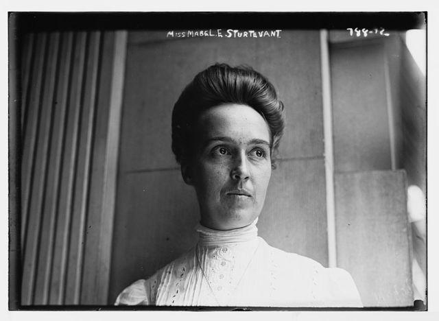 Miss Mabel E. Sturtevant
