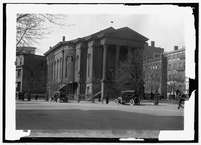 New York Ave. Presbyterian Church