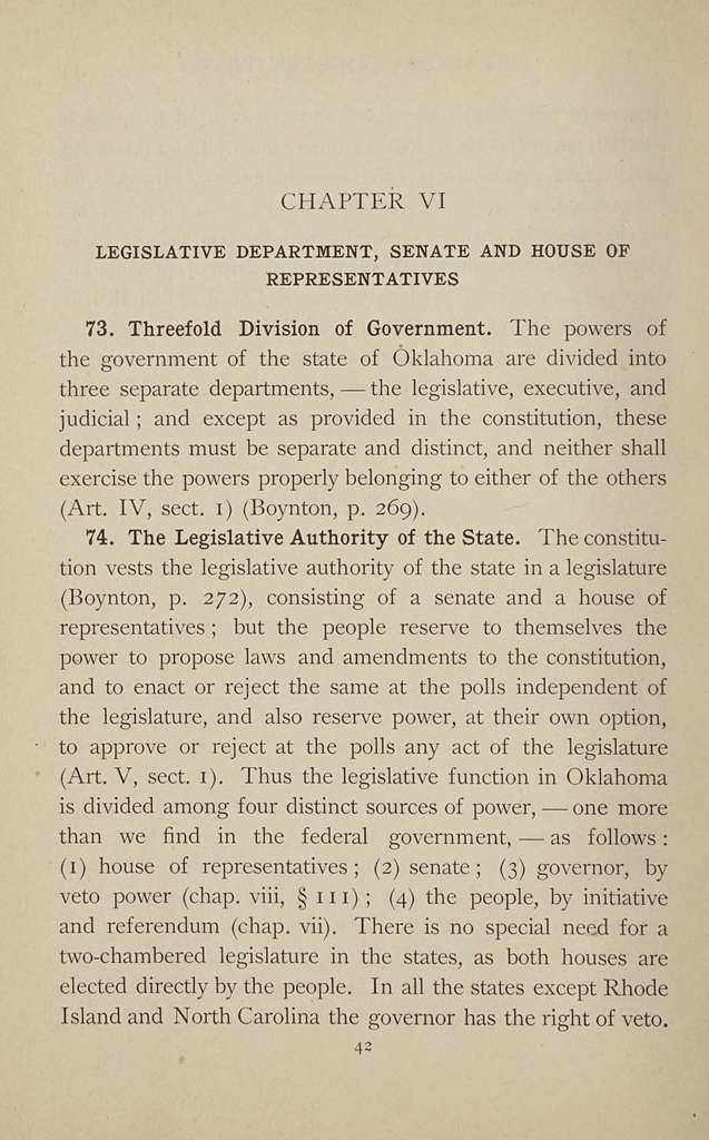 Oklahoma school civics,