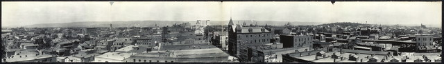 Panorama of Wilkesbarre [sic], Pa.