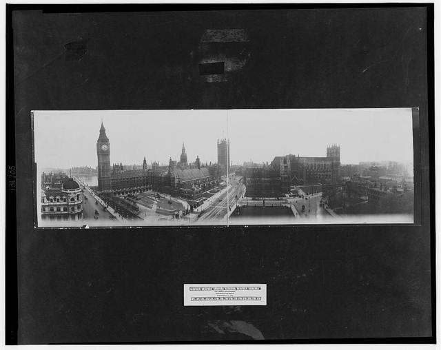 Parliament Sq., London