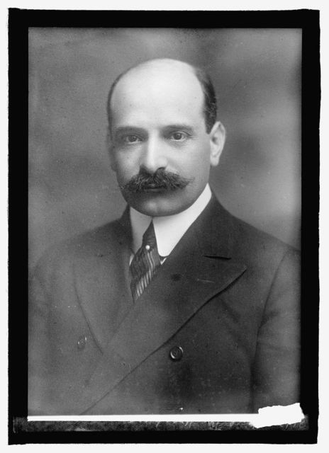 Paul M. Warburg