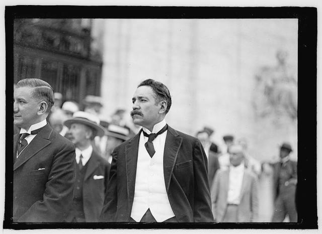 R. Camilo Diaz, Charge d'Affairs, Honduras, Pan Amer. Union
