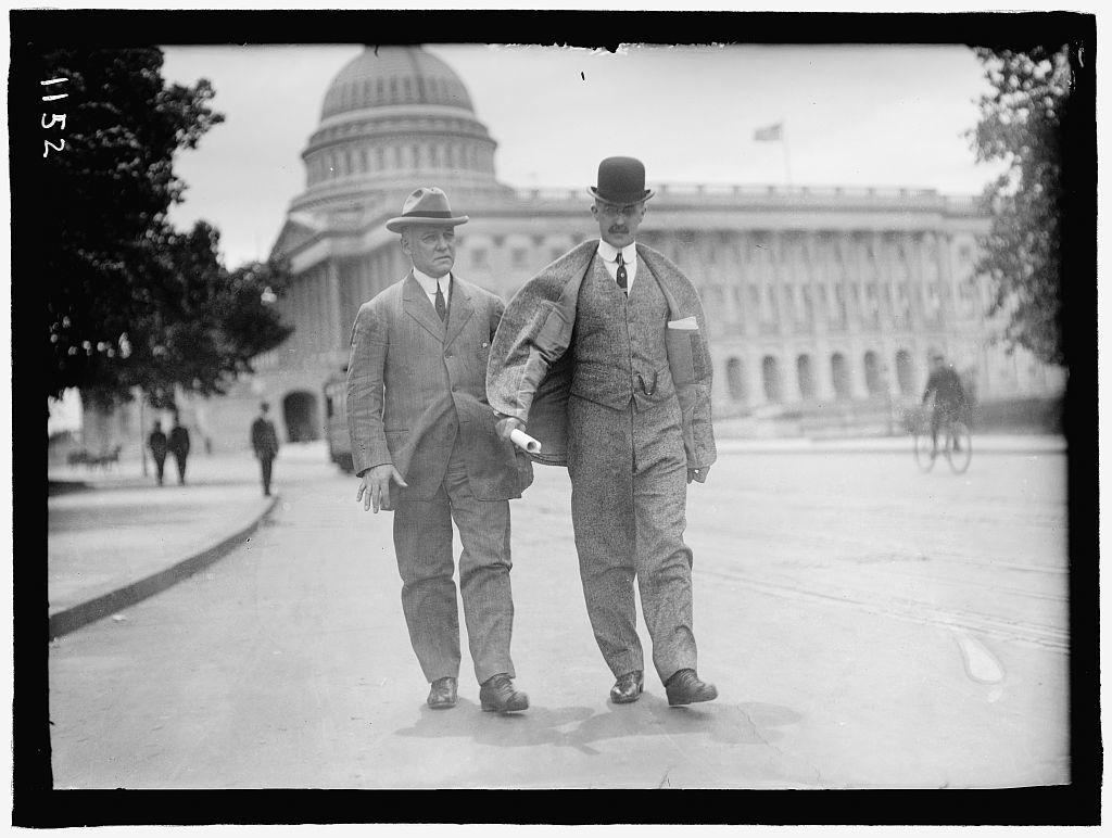 RYAN, WILLIAM HENRY  REP  FROM NEW YORK, 1899-1909  LEFT