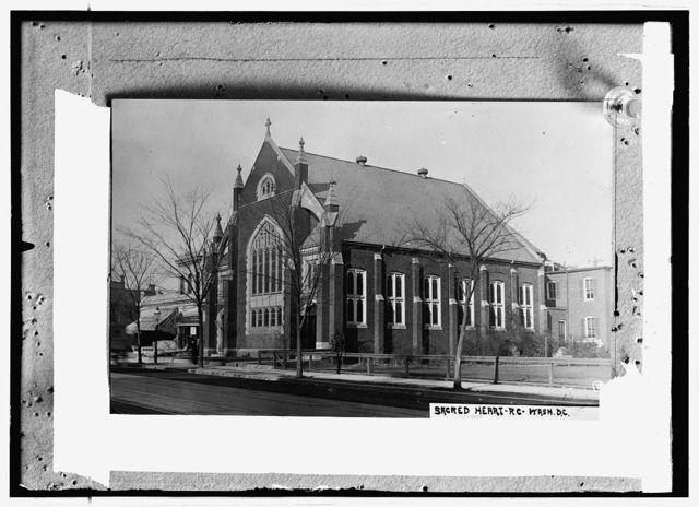 Sacred Heart Catholic, Wash., D.C.