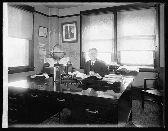 Samuel L. Rogers, Director of Census