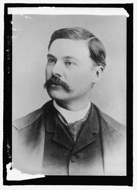 Sen. Fred T. Duboise of Idaho