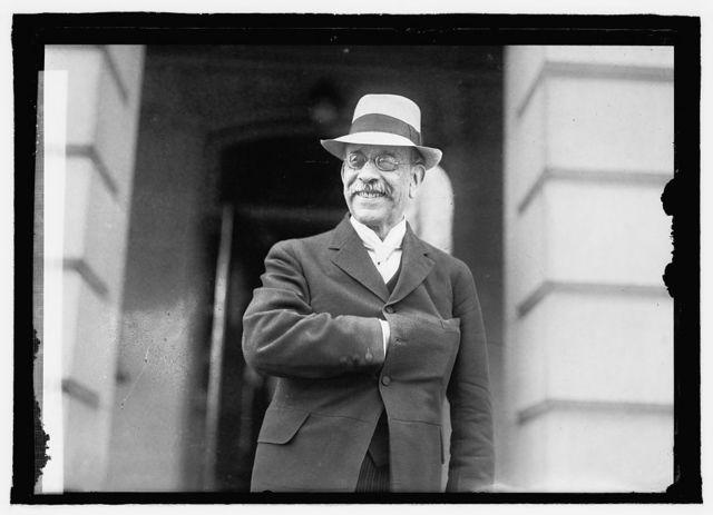 Senor Don Ignacio Calderon of Bolivia