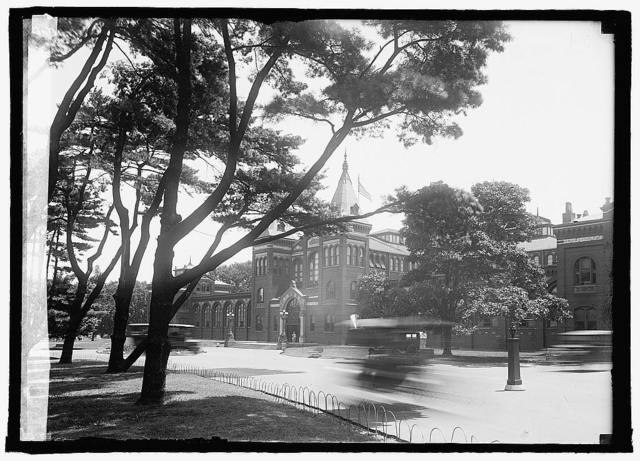 Smithsonian Institute, [Washington, D.C.]