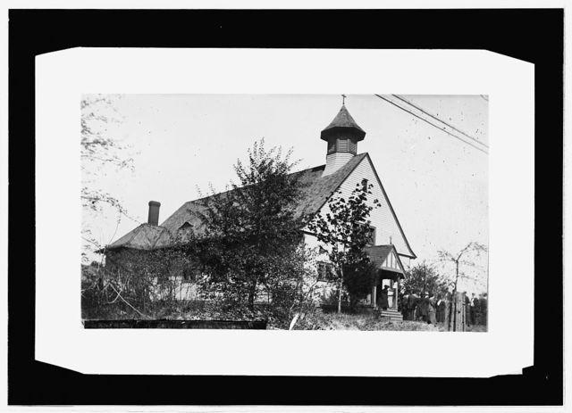 St. Anthony's Church, Brookland, [D.C.]