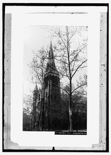 St. Dominic's Catholic Church, Washington, D.C.
