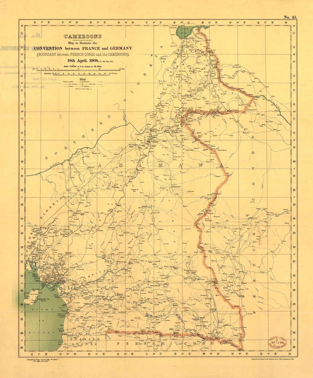 The map of Africa by treaty / | Library Of Congress