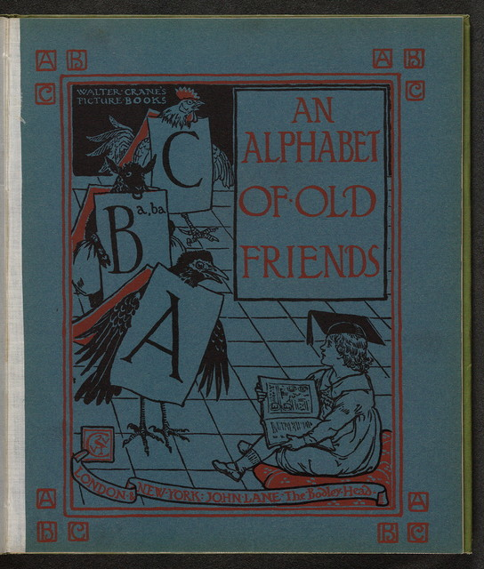 The  song of sixpence picture book containing Sing a song of sixpence, Princess Belle Etoile, An alphabet of old friends