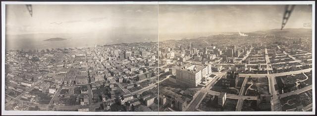Three years after, San Francisco, April 1909