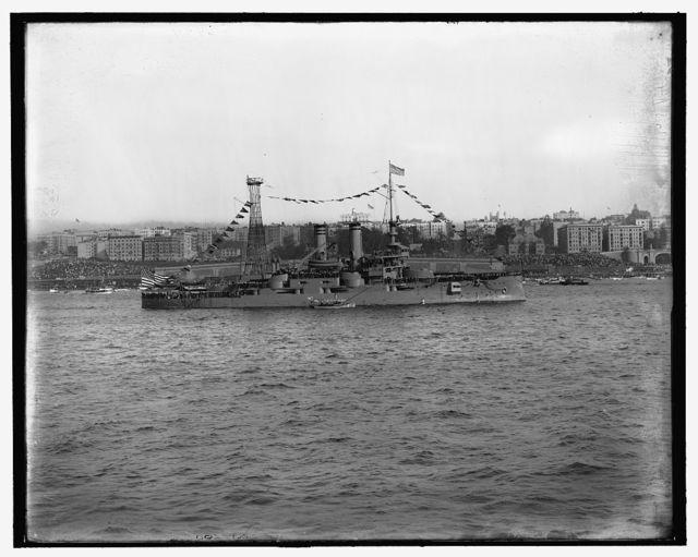 [U.S. battleship Mississippi]
