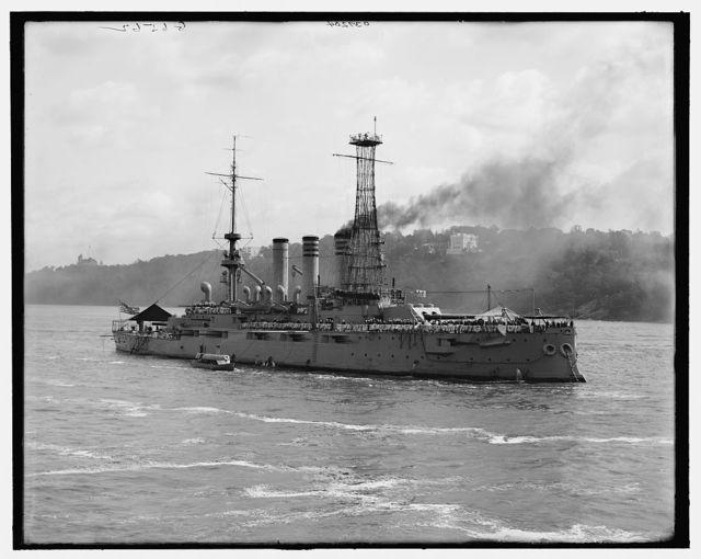 [U.S. battleship Ohio]