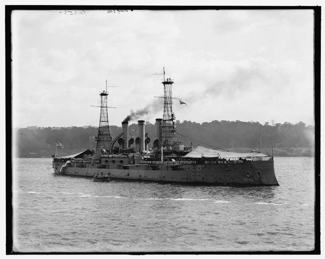 [U.S. battleship Vermont]