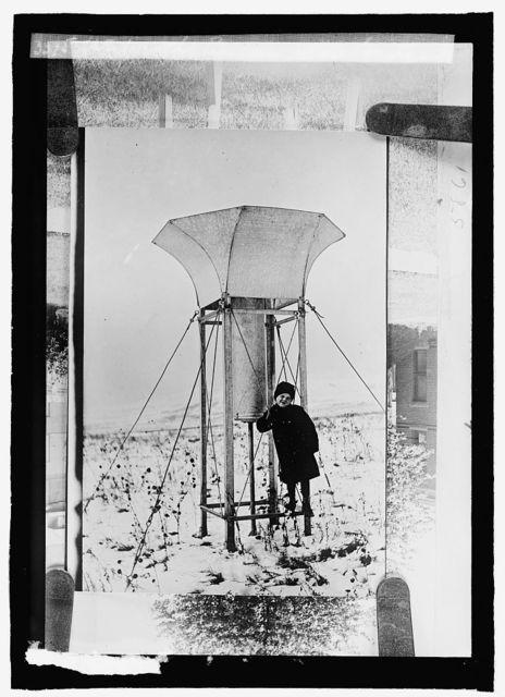 U.S. Weather Bureau. Snow gauge