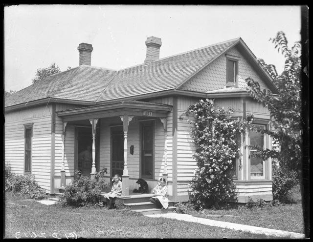 Webert house in Kearney, Nebraska.