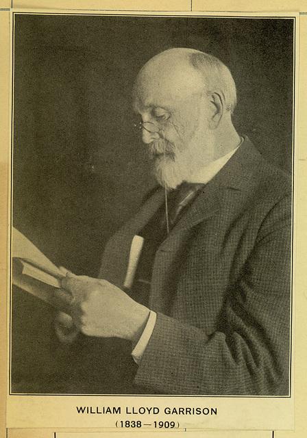 William Lloyd Garrison (1838-1909)