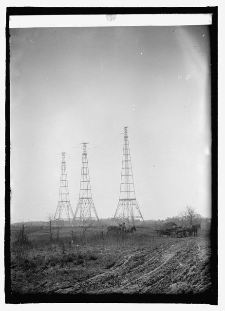 Wireless towers, Arlington