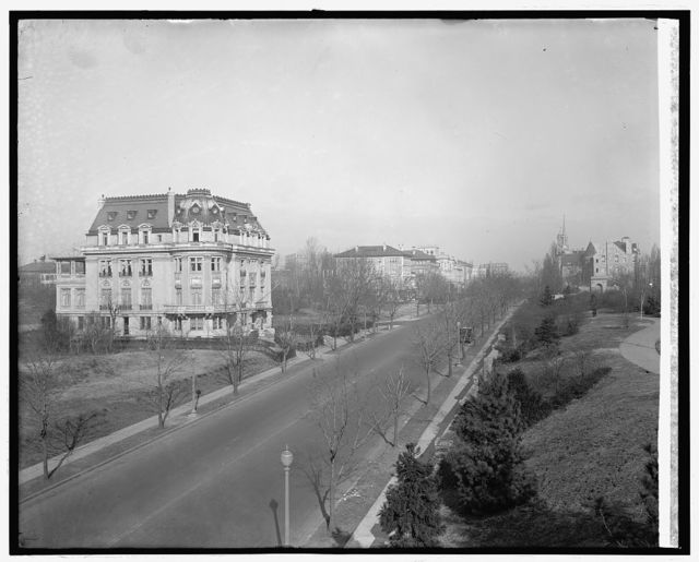 16th Street and French Embassy, [Washington, D.C.]