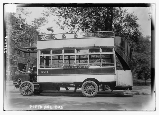 5th Ave. bus