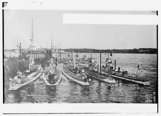 Acheron & German Submarines