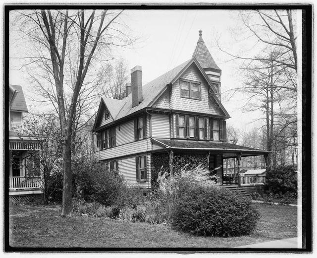 Allied Asphalt Products Co., 132 Maple St., Takoma [Park, Maryland]