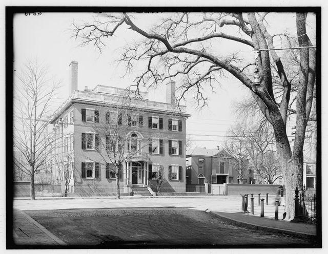 [Andrew-Safford House, 13 Washington Square, Salem, Mass.]