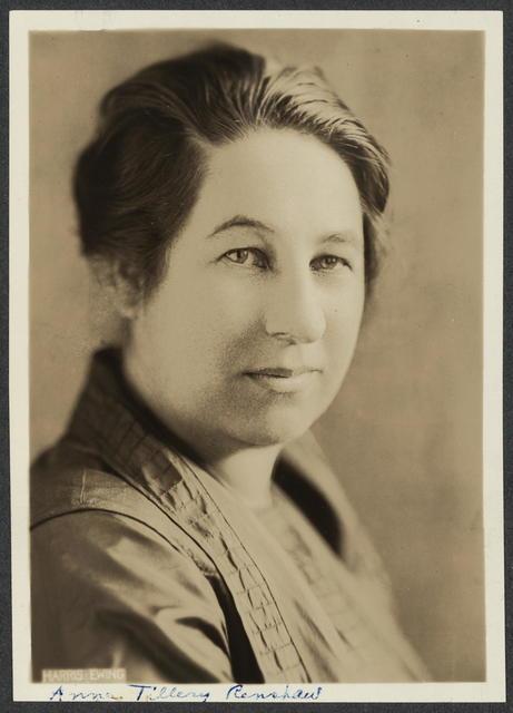 Anne Tillery Renshaw