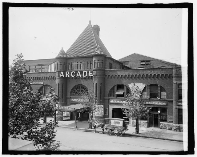 Arcade Market, [Washington, D.C.]
