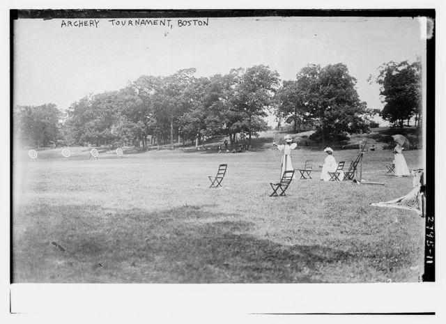 Archery tournament - Boston