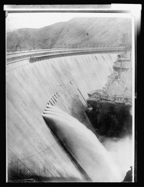 Arrowrock Dam, [Idaho]