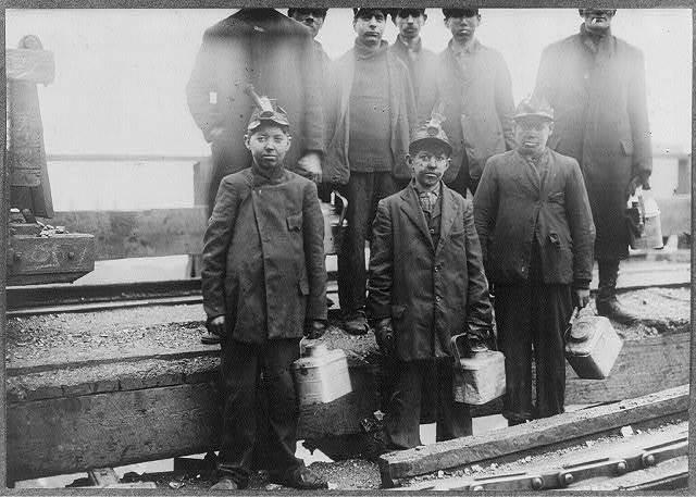 Arthur Havard, a young driver, Shaft #6, Pennsylvania Coal Company.  Location: South Pittston, Pennsylvania.