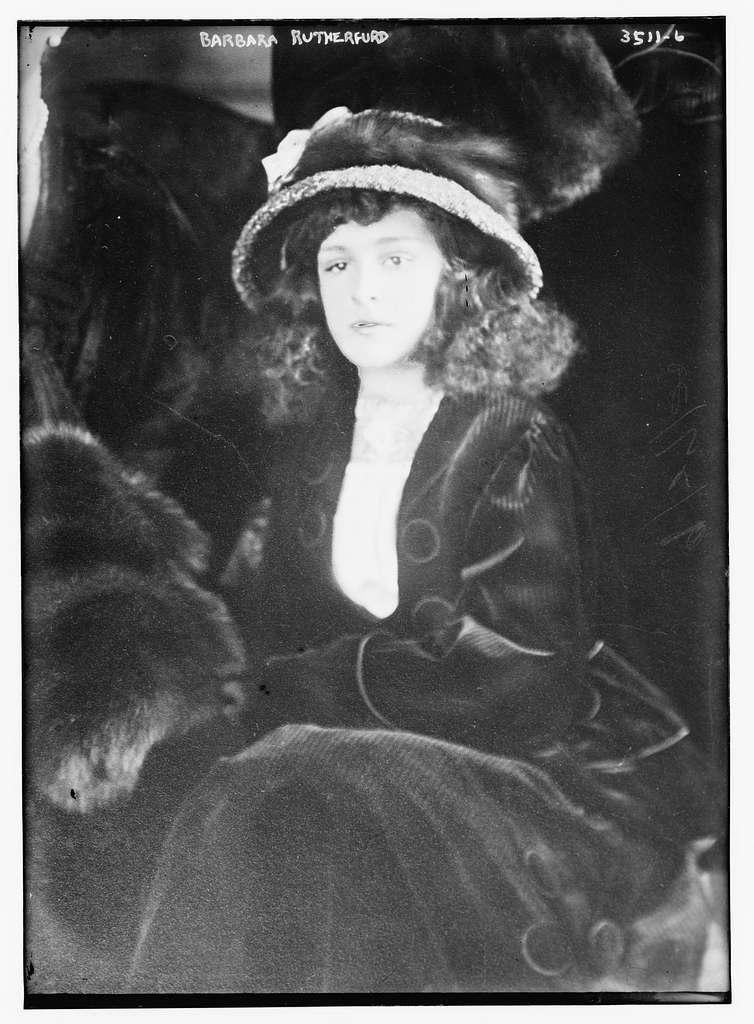 Barbara Rutherfurd