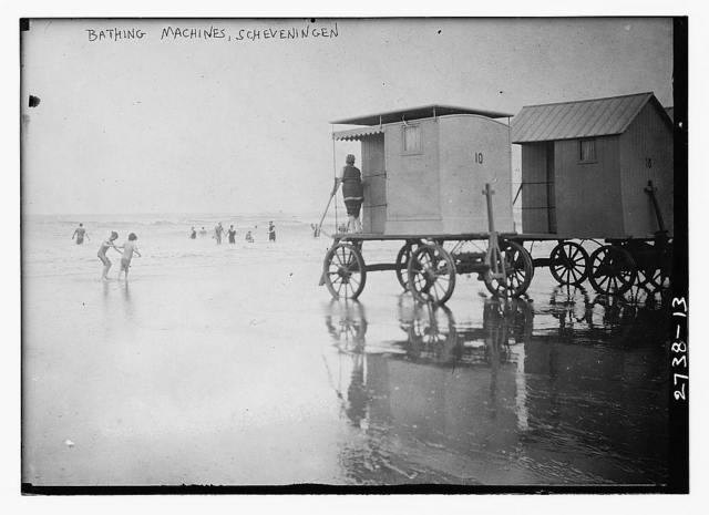 Bathing Machines, Scheveningen