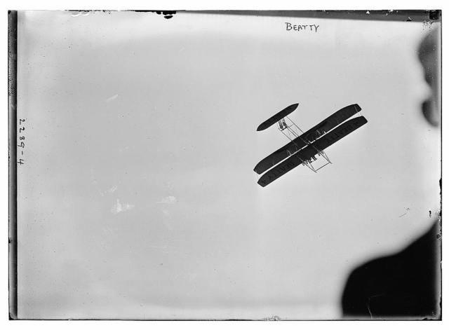 Beatty [flying]