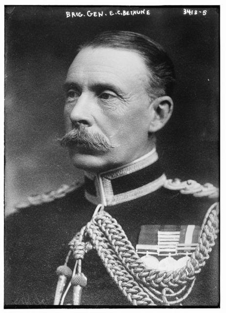 Brig. Gen. E.C. Bethune
