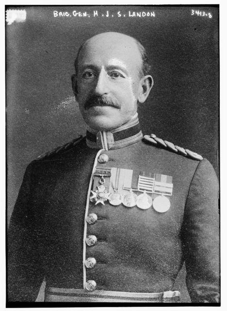 Brig. Gen. H. J. S. Landon