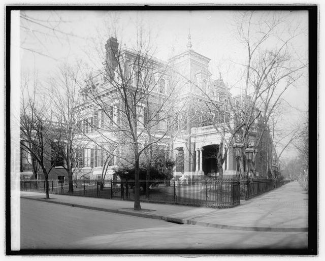 British Embassy, [Washington, D.C.]