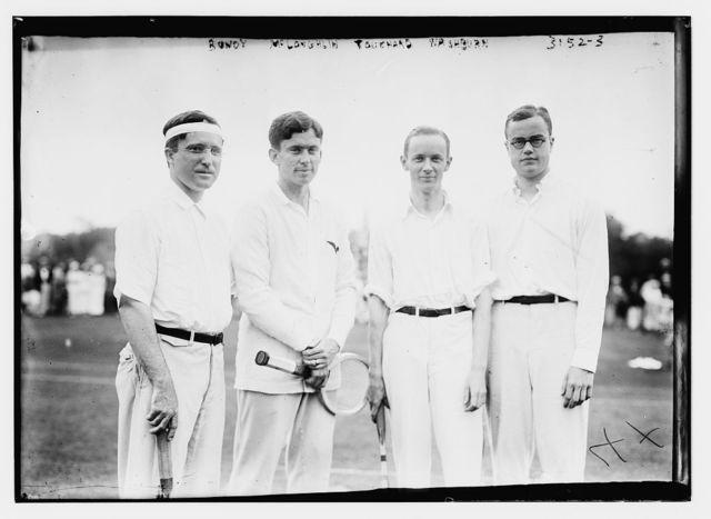 Bundy, McLoughlin, Touchard, Washburn