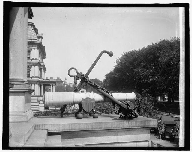 Canon, State War & Navy Dept., [Washington, D.C.]